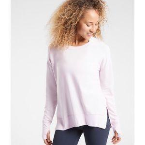 ATHLETA Coaster Luxe Beyondsoft Sweatshirt